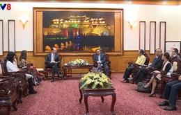 Thừa Thiên Huế mong muốn tăng cường hợp tác với Tập đoàn tàu biển Royal Caribbean Cruises