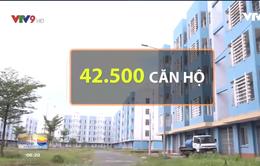 Tính sai nhu cầu, lãng phí hàng nghìn nhà tái định cư