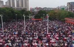 Bữa tiệc lớn nhất thế giới cho 10.000 thực khách