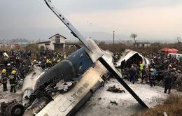 Máy bay rơi tại Nepal có thể do điều khiển không lưu nhầm lẫn