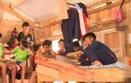 Khó khăn về chỗ ở của học sinh nội trú vùng cao Quảng Nam