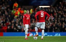 Kết quả Champions League sáng 14/3: Thua Sevilla, Man Utd bị loại, AS Roma vào tứ kết