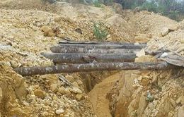 Khánh Hòa: Kiểm tra, xử lý tình trạng khai thác quặng trái phép tại Khánh Vĩnh