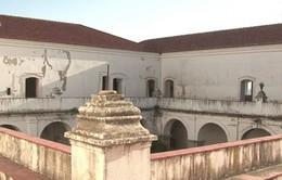 Tu viện bỏ hoang hút khách du lịch tại Bồ Đào Nha