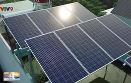 Giá mua điện mặt trời ở mức hơn 2.000 đồng/Kwh