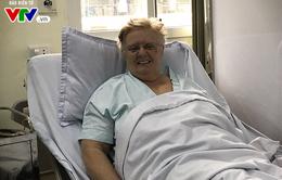 Cấp cứu kịp thời một du khách người nước ngoài bị nhồi máu cơ tim tại sân bay