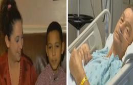 Cậu bé 9 tuổi cứu sống người đàn ông bị mắc kẹt dưới xe ô tô