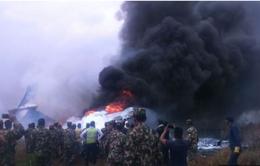 Bangladesh công bố ngày quốc tang các nạn nhân vụ tai nạn máy bay