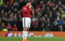 Man Utd bị loại, Mourinho gợi lại chuyện buồn xưa