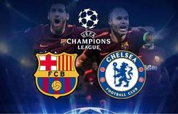 Barcelona – Chelsea: Cơ hội cuối cùng! (2h45 ngày mai, 15/3, sân Nou Camp)