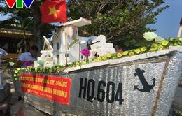 Tri ân, tưởng niệm các chiến sỹ đã hy sinh để bảo vệ đảo Gạc Ma