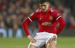 """Huyền thoại Arsenal lý giải việc Sanchez """"xịt"""" ở Man Utd"""