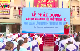 Phú Yên hưởng ứng ngày Quyền của người tiêu dùng Việt Nam