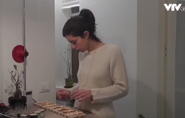 Trải nghiệm bữa ăn côn trùng tại Italy