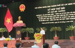 Kỳ họp bất thường HĐND TP.HCM: Sẽ giảm biên chế hơn 5.600 người năm 2018