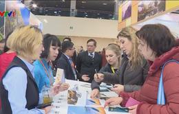 2.000 công ty du lịch tham gia hội chợ du lịch quốc tế Moscow