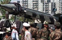 Iran tái khẳng định theo đuổi chương trình tên lửa