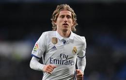 Modric chính thức lên tiếng về việc rời Real Madrid
