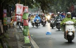 Thời tiết các tỉnh thành miền Trung liên tục thay đổi, mưa bất chợt