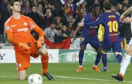 Chấm điểm Barca 3-0 Chelsea: 2 thảm họa và 1 thiên tài