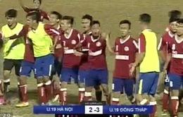 Vượt qua U19 Hà Nội sau loạt luân lưu cân não, U19 Đồng Tháp giành chức vô địch U19 Quốc gia