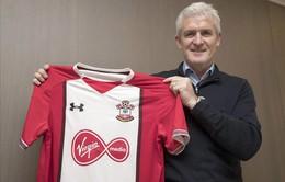 Đang thất nghiệp, Mark Hughes được Southampton cứu vớt