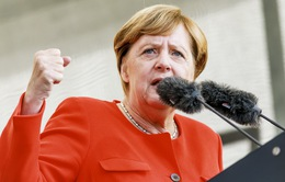 Thủ tướng Đức Angela Merkel nhậm chức nhiệm kỳ 4