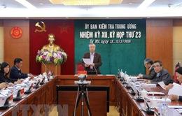 Ủy ban Kiểm tra Trung ương kết luận về sai phạm tại Đồng Nai, Đắk Lắk