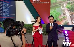 """10h00 hôm nay (16/3), trải nghiệm """"Nội dung số"""" của VTV cùng MC Thụy Vân, Hạnh Phúc"""