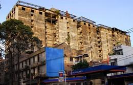 TP.HCM sẽ phá bỏ 10 chung cư cũ