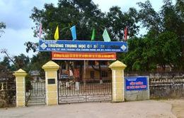 Nghệ An: Bộ GD-ĐT đề nghị xác minh vụ thầy giáo bị người nhà học sinh hành hung
