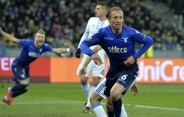 Europa League: Dynamo Kyiv 0 - 2 Lazio