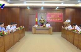 Các tỉnh duyên hải miền Trung ký kết giao ước thi đua năm 2018
