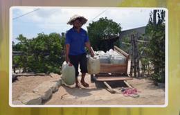 150.000 người dân An Giang thiếu nước sinh hoạt
