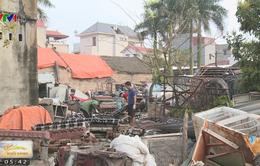 Trở lại làng thu mua phế liệu Quan Độ (Bắc Ninh) sau 3 tháng vụ nổ kinh hoàng