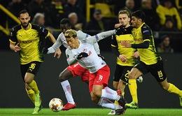Europa League: Salzburg 0 - 0 Borussia Dortmund