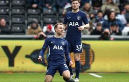 Thắng dễ Swansea, Tottenham vào bán kết FA Cup
