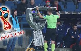 FIFA chính thức thông qua sử dụng công nghệ VAR tại World Cup 2018
