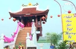 Chùa Một cột tại Khonkaen, biểu tượng quan hệ Việt Nam – Thái Lan