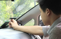Gần 3 triệu ô tô dán thẻ thu phí không dừng qua trạm BOT