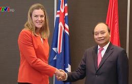 Thủ tướng Nguyễn Xuân Phúc tiếp lãnh đạo Jetstar Airways