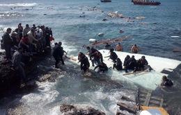 16 người di cư thiệt mạng trong vụ lật thuyền ngoài khơi Hy Lạp