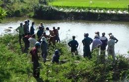 Quảng Ngãi: Tắm sông, một học sinh lớp 8 tử vong do đuối nước