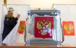 Bầu cử Tổng thống Nga: Những điểm bỏ phiếu đầu tiên bắt đầu mở cửa