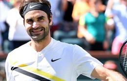 Ngược dòng ngoạn mục, Federer ghi danh vào chung kết Indian Wells