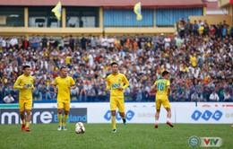 TRỰC TIẾP BÓNG ĐÁ Nuti Café V. League 2018, FLC Thanh Hóa 0-0 CLB TP Hồ Chí Minh: Hiệp một