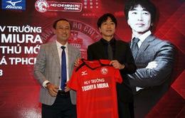 FLC Thanh Hóa - CLB TP Hồ Chí Minh: Chờ màn ra mắt của HLV Miura (17h00, trực tiếp trên VTV6)