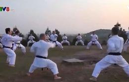 """Thừa Thiên Huế: """"Ngày hội về nguồn"""" của Hệ phái Suzuchu Karatedo"""