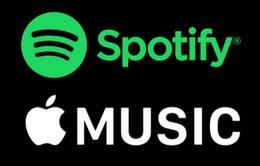 Các dịch vụ nghe nhạc nổi tiếng thế giới vào Việt Nam