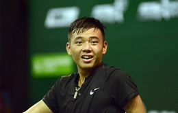 Lý Hoàng Nam giành ngôi Á quân giải quần vợt Ấn Độ F3 Futures 2018